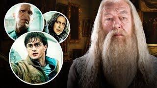 Дамблдор - Смерть? Главная теория Гарри Поттера