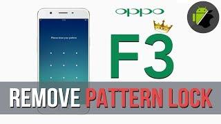 remove-pattern-lock-oppo-f3 - Kênh video giải trí dành cho