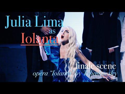 Opera Iolanthe by Tchaikovsky
