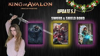 King of Avalon: Update 5.1