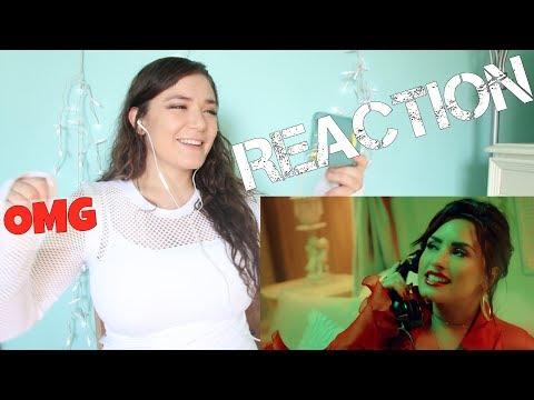 Luis Fonsi, Demi Lovato - Échame La Culpa ( Music Video) REACTION