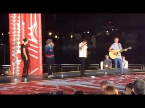 Night Changes Soundcheck - The Today Show: 1D Orlando. 11/17/14 Mp3