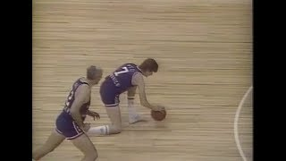 1984 Old-Timers Game Extra Clip W/ Pistol Pete Maravich [HD]