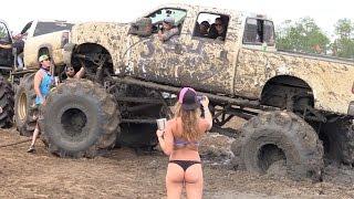 Lifted Trucks -Redneck Mud Park Memorial Weekend