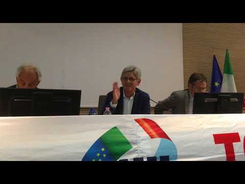 """Il segretario confederale Cisl, Angelo Colombini, al convegno di Torino: """"Il sindacato tra conflitto e relazioni industriali codificate"""""""