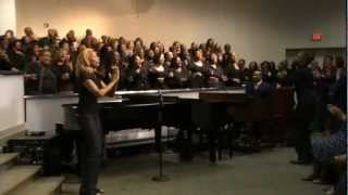 """""""GIANTS"""" Donald Lawrence, United Voices Choir"""