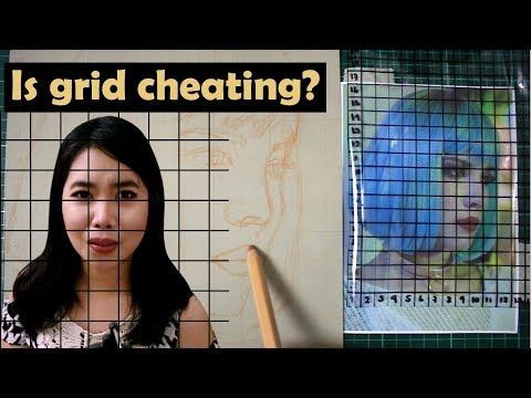 How to Use the Grid Method for Drawing | Philippines