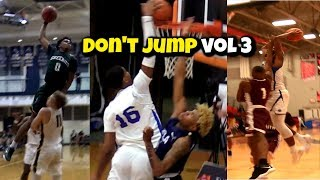 DON'T JUMP Vol. 3! The Best of Elite Mixtapes POSTER Dunks (2017-2019)