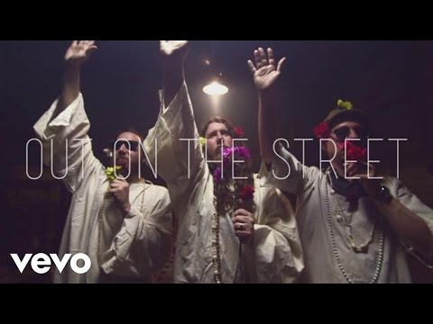 Out On the Street performed by Spanish Gold