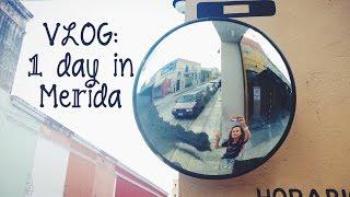 Смотреть онлайн Путешествие по городу Мерида в Мексике