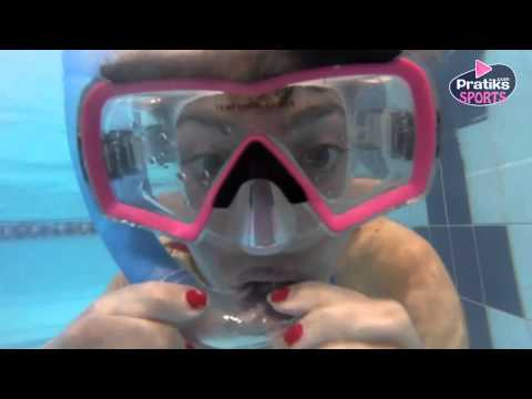 swimming how to breath while snorkeling
