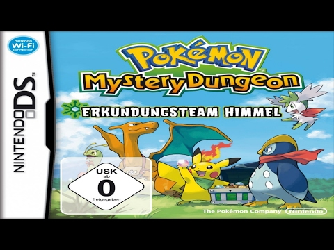 Pokemon Mystery Dungeon: Erkundungsteam Himmel