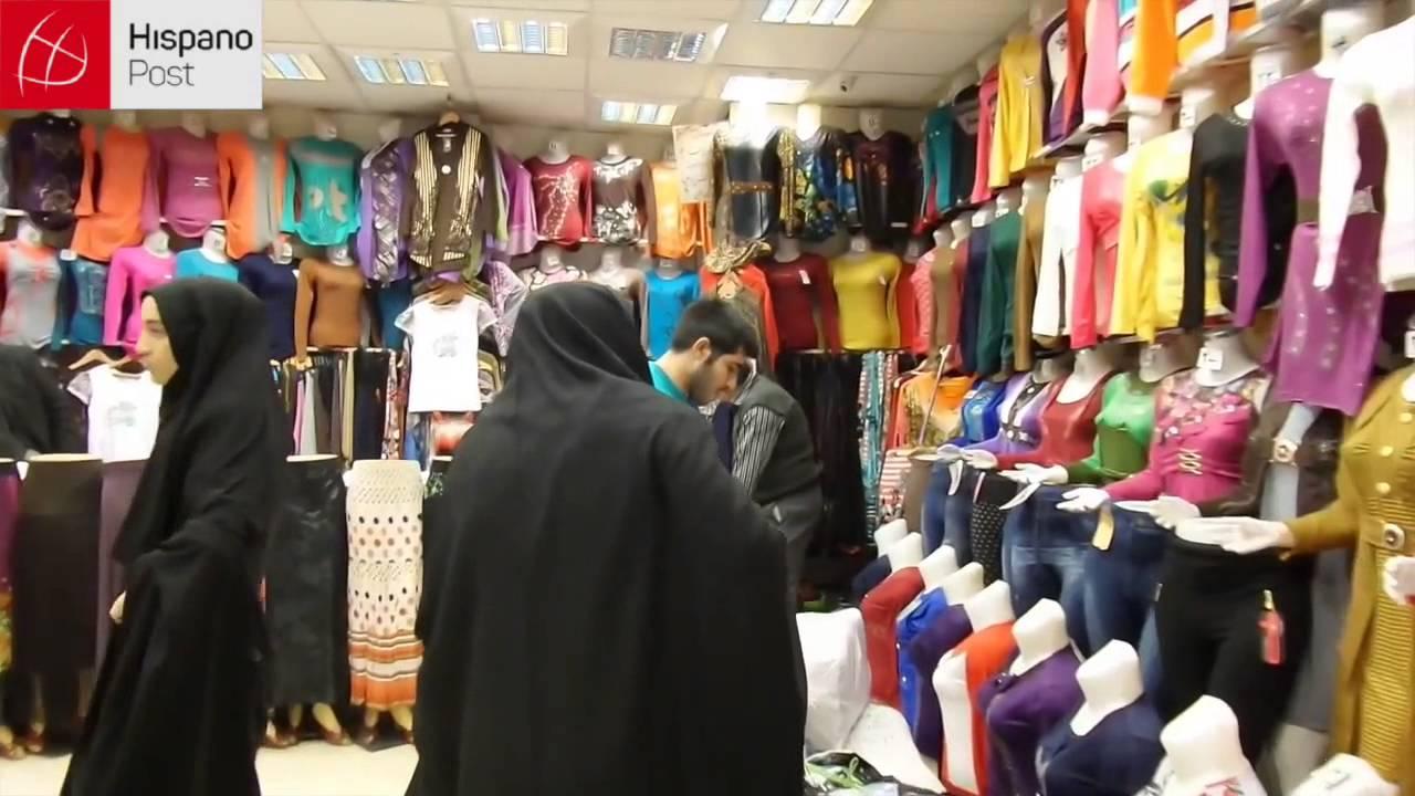 Recorrimos el bazar de Tabriz en Irán