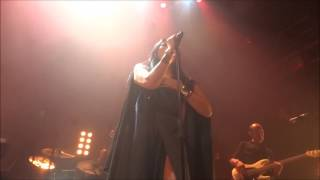 Anggun - La Rose Des Vents @ Cafe de la Danse, Paris 03/12/16