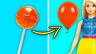 27 IDEAS CREATIVAS PARA TU BARBIE