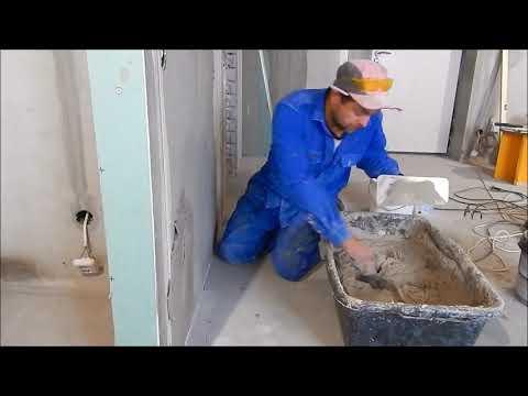 Ремонт своими руками: выравнивание стен гипсовой штукатуркой