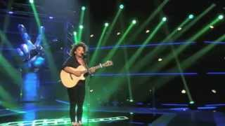 Julia van der Toorn - Blind Auditions 'Oops IDid it Again' & 'Empire State Of Mind' HD