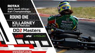 2021   R1 Killarney   DD2 Masters