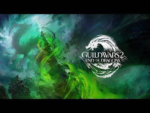 Guild Wars 2 : Guild Wars 2: End of Dragons Expansion Trailer