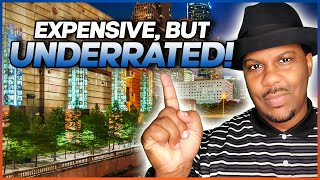 Best areas to Live in Houston Texas area | Houston Heights  [Full Vlog Tour]