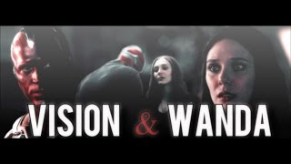 Vision & Wanda // all the king's men
