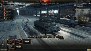 World of Tanks CZ - M4A1 Revalorisé