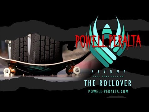 "Powell-Peralta | Introducing ""Flight Deck Construction"""