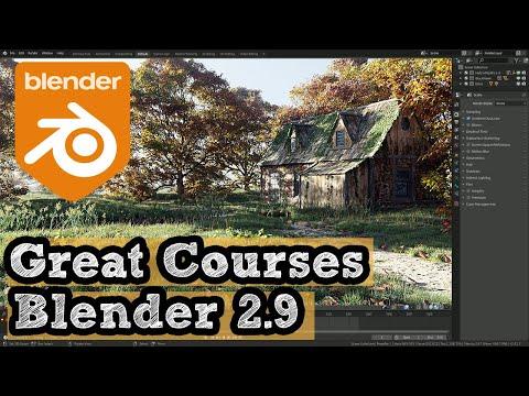 7 Blender Environment courses