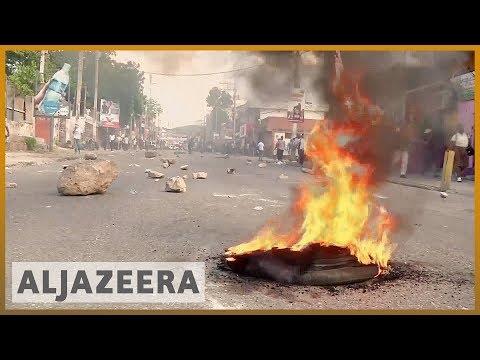 🇭🇹Haiti protests erupt over politicians' misuse of Petrocaribe Funds l Al Jazeera English
