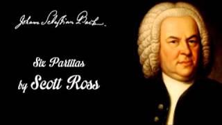 Johann Sebastian Bach - Six Partitas for Harpsichord (BWV 825-830)