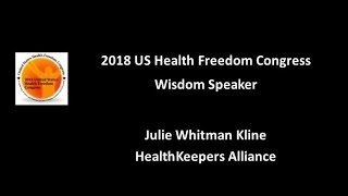 Julie Whitman Kline: 2018 Congress Wisdom Speaker