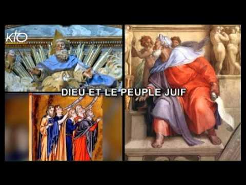 Pourquoi Dieu dans l'Ancien Testament n'aime que les Juifs ?