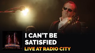 """Joe Bonamassa Official - """"I Can't be Satisfied"""" from 'Live at Radio City Music Hall'"""