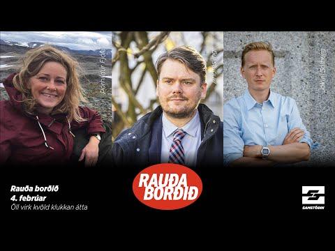 Rauða borðið: Aðgerðir gegn hamfarahlýnun