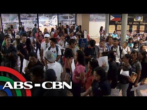 [ABS-CBN]  News Patrol: DFA, nagbabala sa mga nais mag-abroad | September 22, 2018