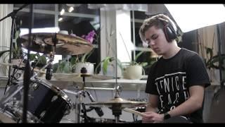 shut up - Greyson Chance - Drum Cover