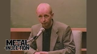 #6: Judas Priest's Subliminal Message - 10 Most Controversial Moments in Metal on Metal Injection