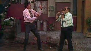 El Sr. Barriga vs el Profesor Jirafales