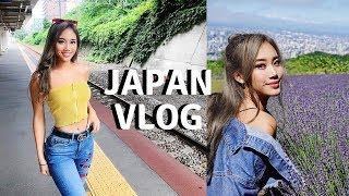 Summer outfits I wore in JAPAN + VLOGS!!