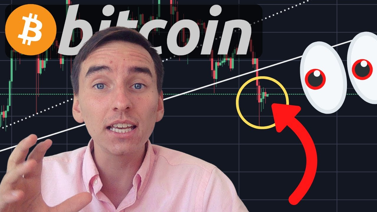 SOMETHING SCARY JUST HAPPENED TO BITCOIN!!!!!!!!!!