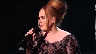 Adele All I Ask nyc
