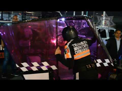 Realizamos operativos de seguridad a mototaxistas