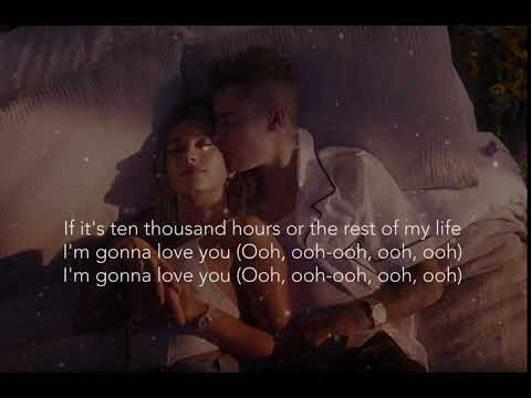 Dan + Shan & Justin Bieber - 10,000 Hours (Lyrics)