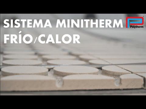 Sistema Minitherm frío/calor
