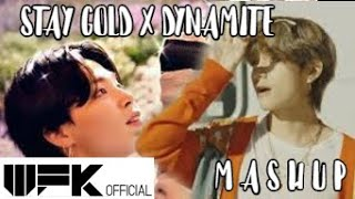 Dynamite x Stay Gold (BTS MASHUP) | Whipped For Kpop