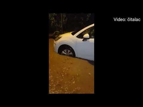 Niš i Palilula iz ugla poplavljenih [video]