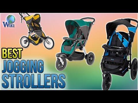 10 Best Jogging Strollers 2018