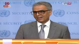 India at UNSC: Matter related to Article 370 entirely an internal matter of India; this have no external ramifications