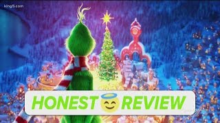 'The Grinch' Movie Review - Honest Reviews with Kim Holcomb - KING 5 Evening
