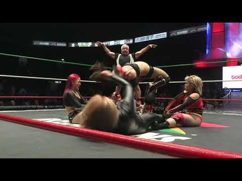 Espectacular Lucha de Mujeres 21-11-17